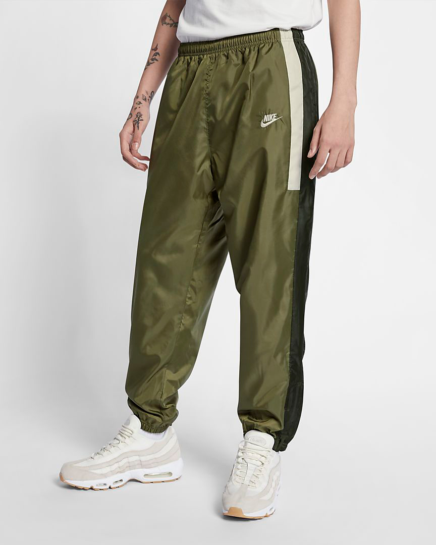 nike-air-max-270-olive-woven-pants-match