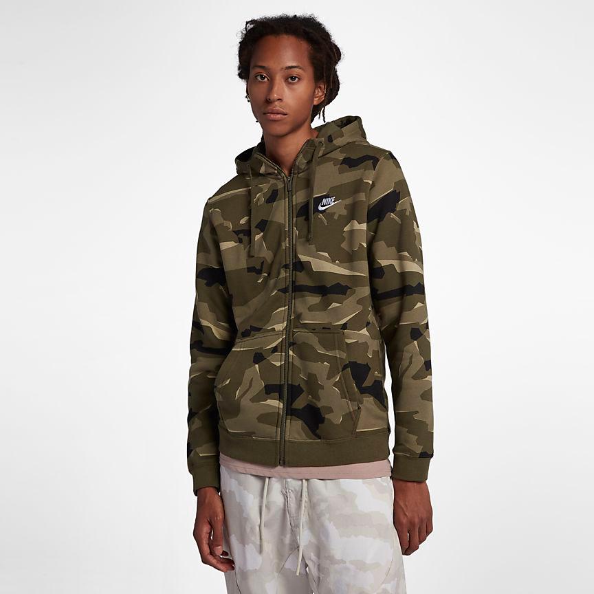 nike-air-max-270-olive-zip-hoodie-match