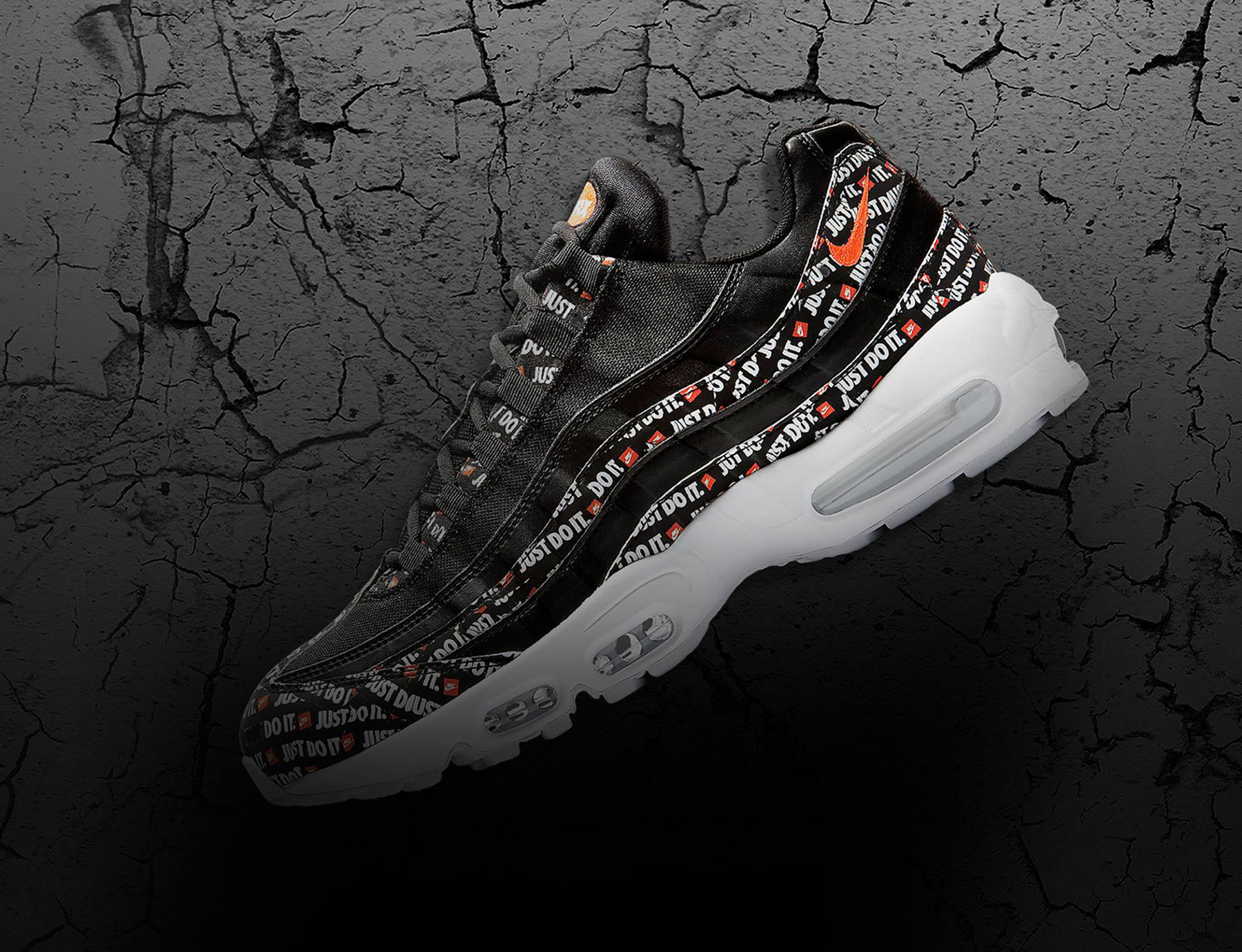 """the best attitude 9a7c7 087c3 Nike Air Max 95 JDI Pack x Nike """"Just Do It"""" Clothing"""