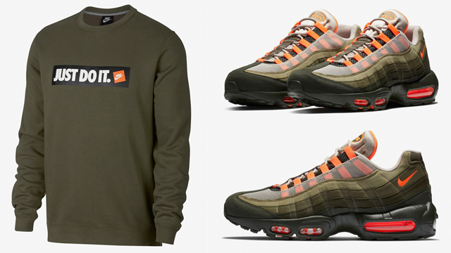nike-air-max-95-olive-orange-sweatshirt