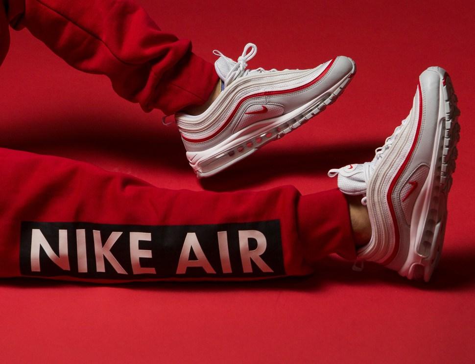 Nike Air Clothing X Nike Air Max 97 Match Sneakerfits Com