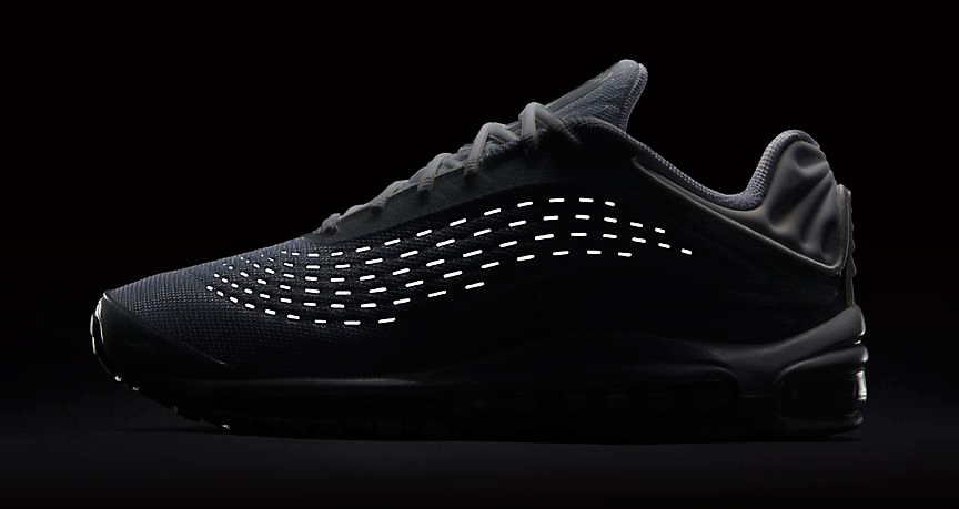 Nike Air Max Deluxe Triple White |