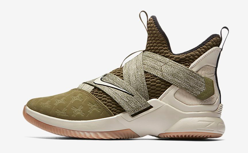 nike-lebron-soldier-12-olive-canvas