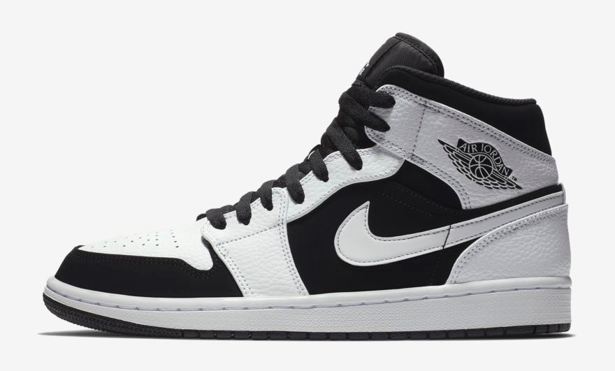 air-jordan-1-mid-white-black-release-date