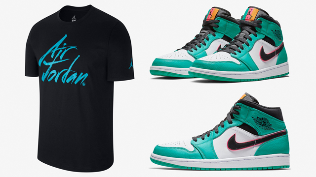 air-jordan-1-south-beach-t-shirt