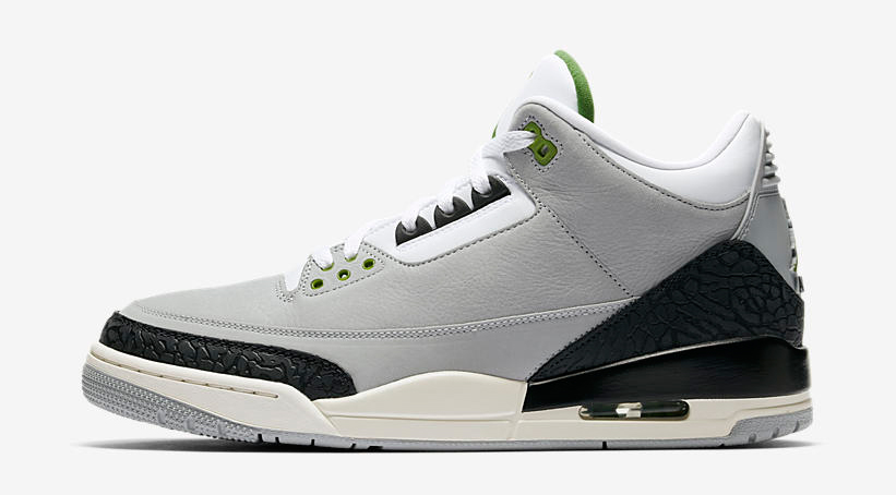 air-jordan-3-Chlorophyll-air-trainer-1-release-date