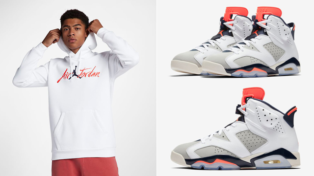 "b44f867396df Along with the launch of the Air Jordan 6 ""Tinker"" sneakers comes a look at  all of the best Jordan Brand clothing and gear to hook with the shoes."