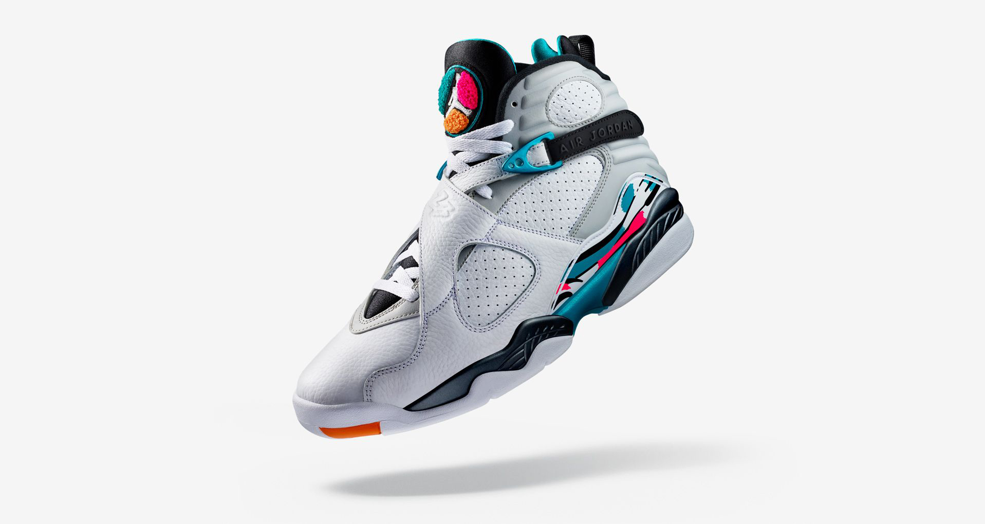 92c7d824648eb Air Jordan 8 South Beach Release Date Info | SneakerFits.com