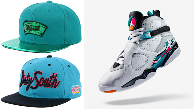 air-jordan-8-south-beach-spurs-caps