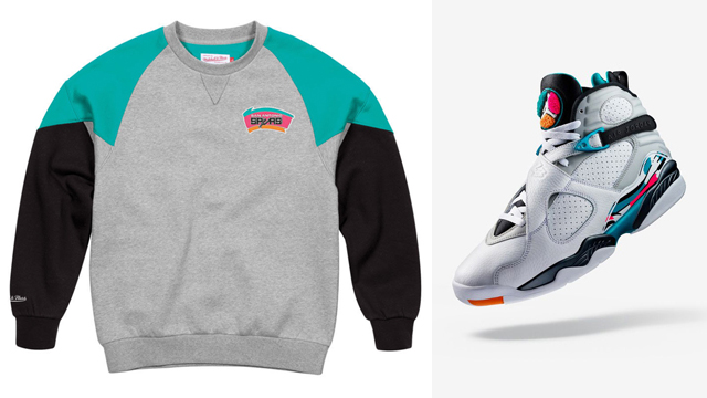 air-jordan-8-south-beach-spurs-sweatshirt