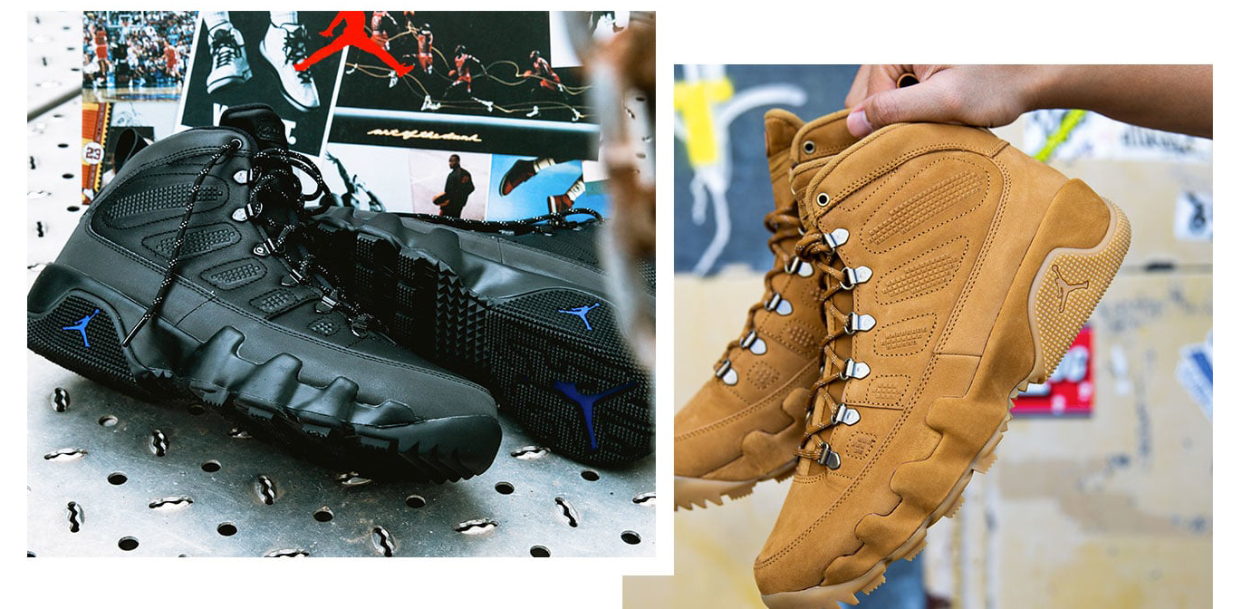 quality design 08e25 8b374 clearance air jordan 9 boot where to buy 8cad7 90f00