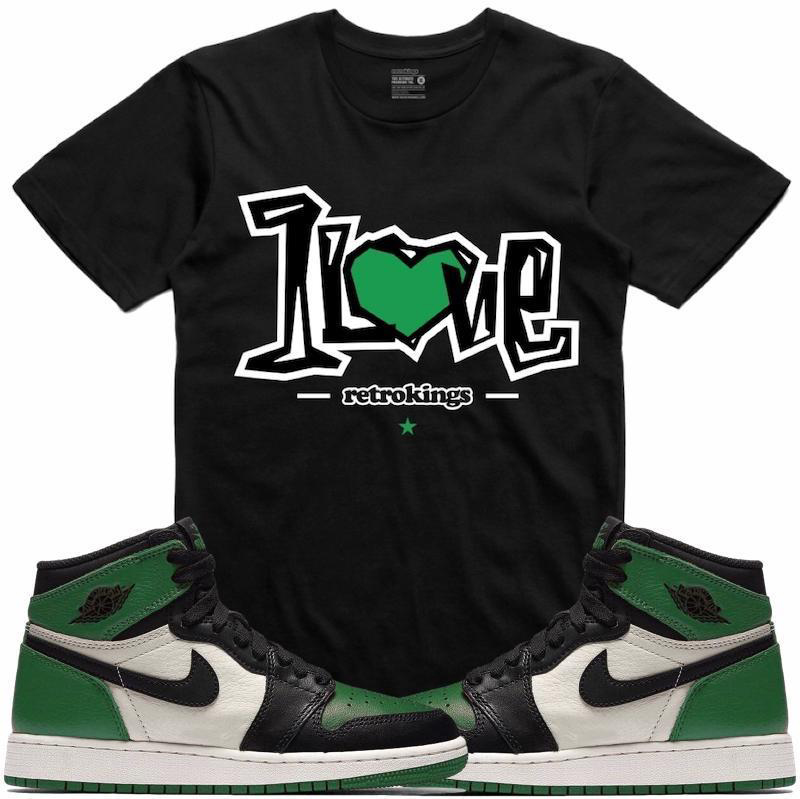 jordan-1-pine-green-sneaker-tee-shirt-retro-kings-2