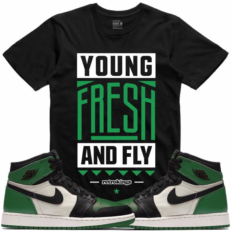 jordan-1-pine-green-sneaker-tee-shirt-retro-kings-3