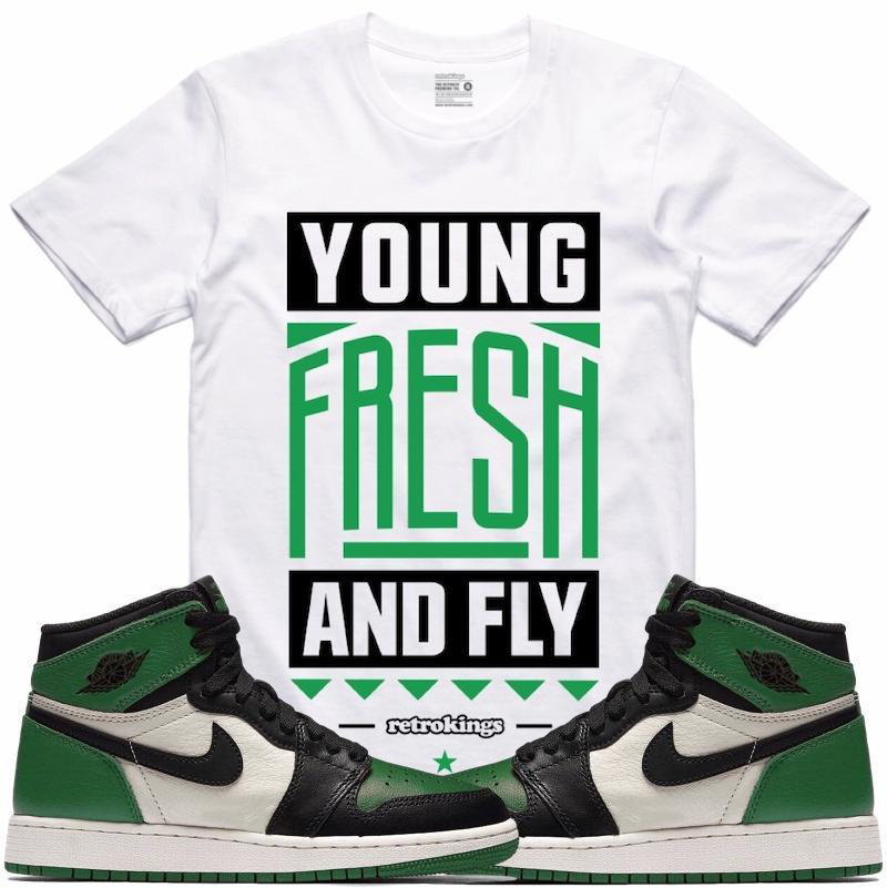 jordan-1-pine-green-sneaker-tee-shirt-retro-kings-4