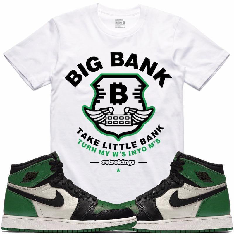 jordan-1-pine-green-sneaker-tee-shirt-retro-kings-5