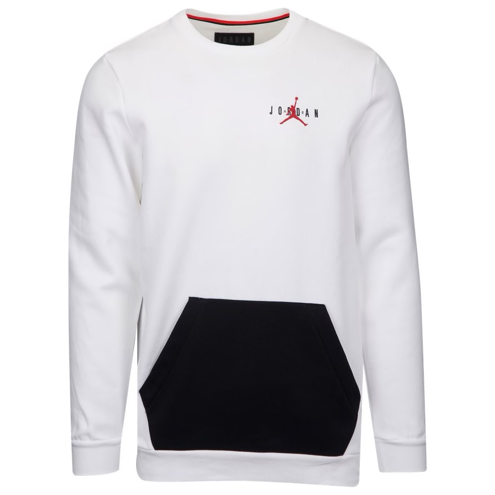 jordan-11-platinum-tint-crew-sweatshirt-match-1