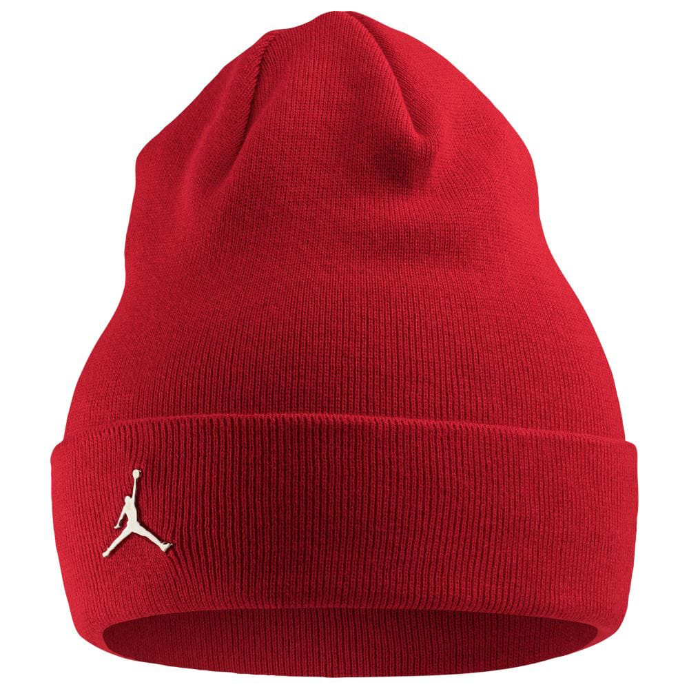 jordan-11-platinum-tint-knit-beanie-hat-match-red