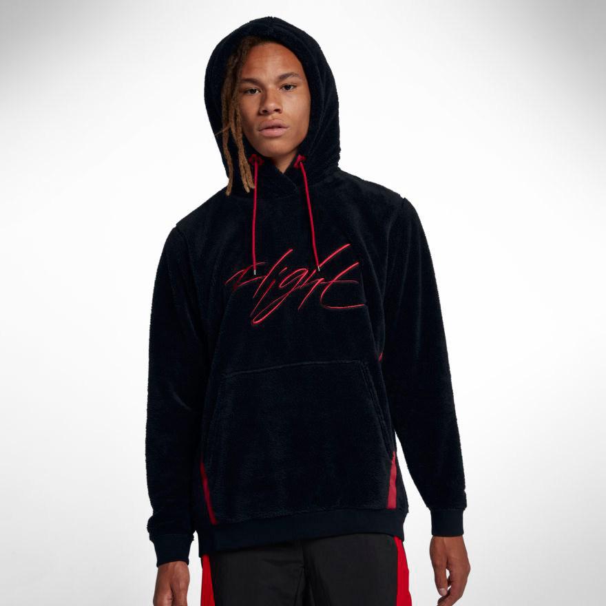 jordan-11-platinum-tint-sherpa-hoodie-match-1