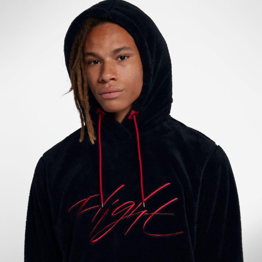 jordan-11-platinum-tint-sherpa-hoodie-match-2