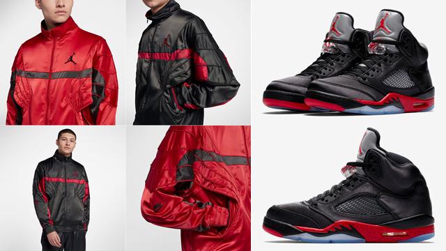 jordan-5-bred-satin-jacket