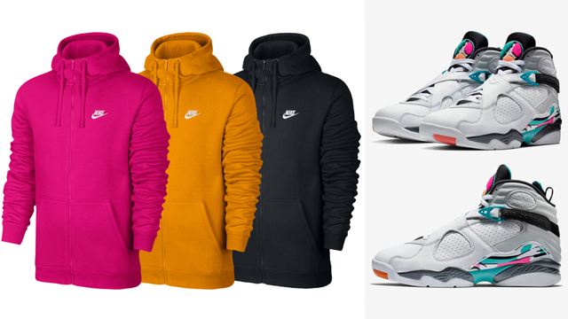 Beach Hoodies 8 Jordan Nike South QthdrCxosB