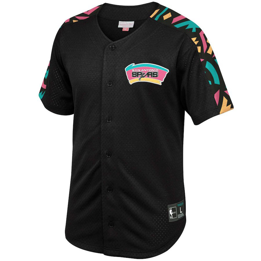 South Beach Jordan 8 Spurs Mesh Shirt Match Sneakerfits Com