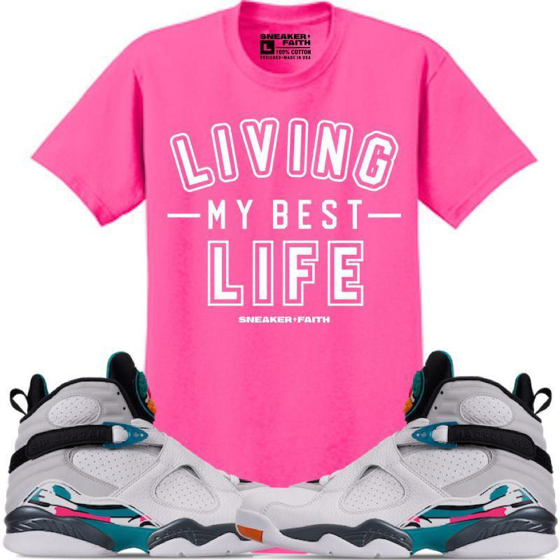 jordan-8-south-beach-sneaker-tee-match-5