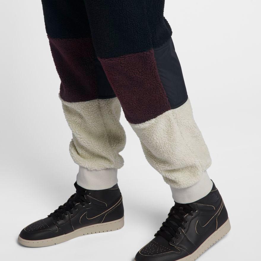 9e3941d6ea07cb Jordan Sherpa Clothing Crew Shirt and Pant