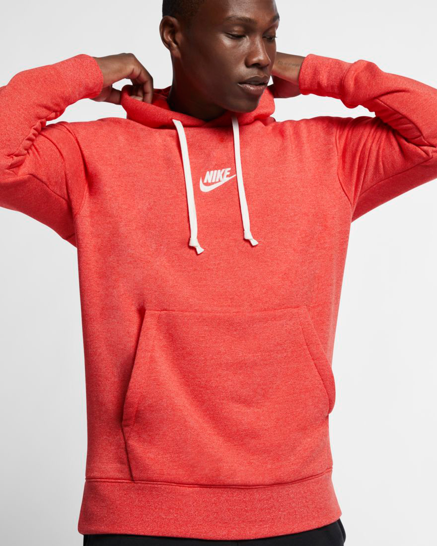 nike-air-foamposite-one-habanero-red-hoodie-match-1
