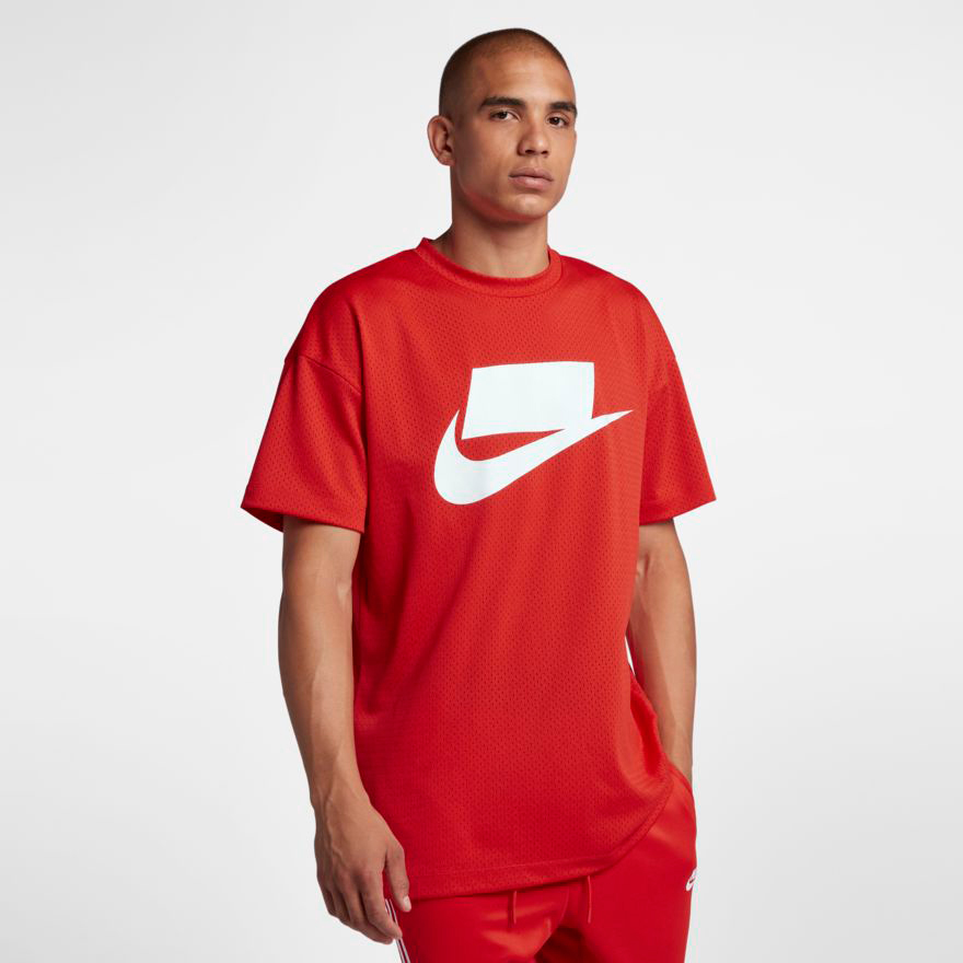 nike-air-foamposite-one-habanero-red-shirt-match-1