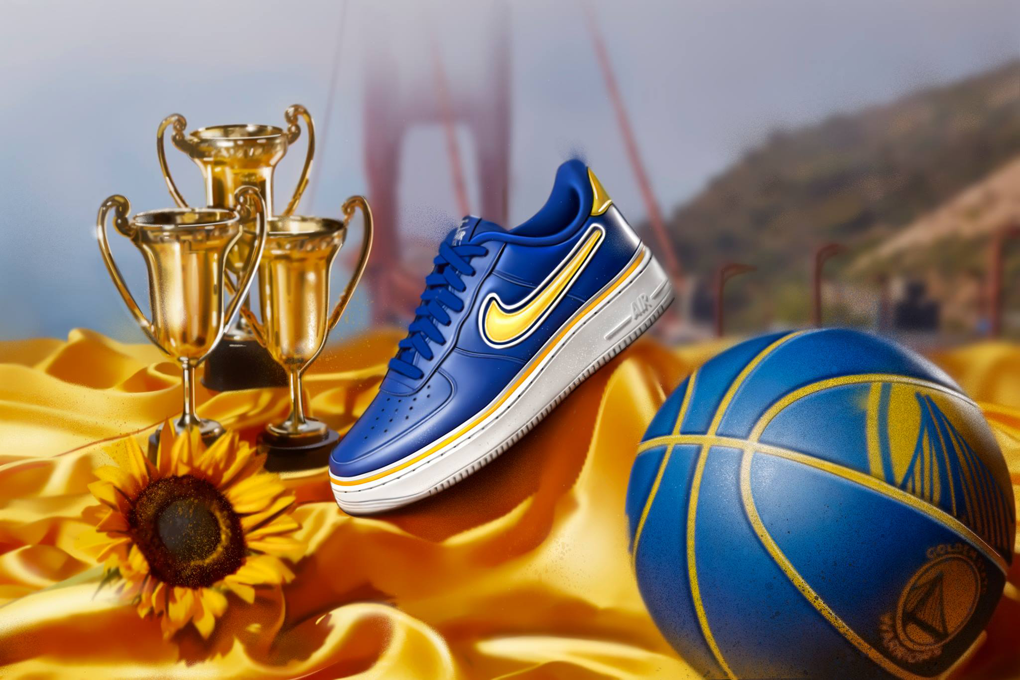 nike-air-force-1-nba-golden-state-warriors
