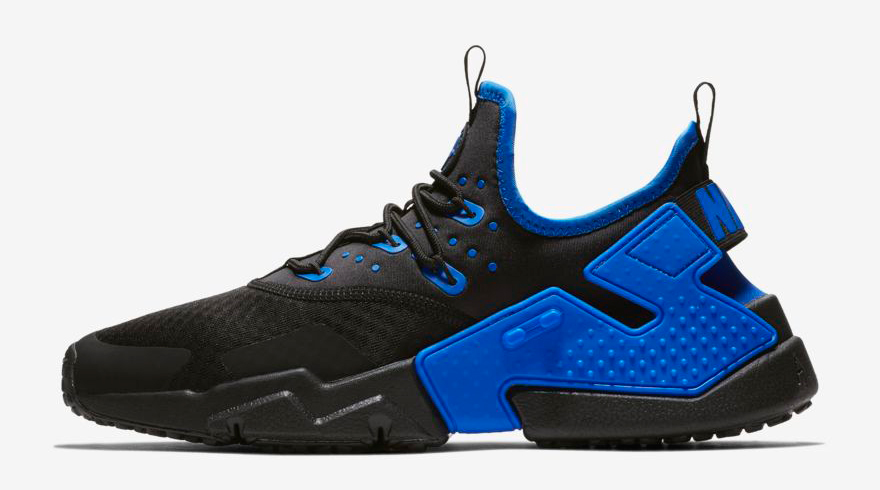 nike-air-huarache-drift-black-lyon-blue-release-date