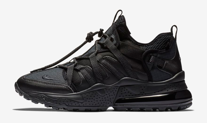 1d908962d1b03 nike-air-max-270-bowfin-triple-black-release-. Release Date  October 19