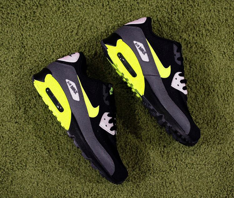 nike-air-max-90-dark-grey-volt-black-available-now