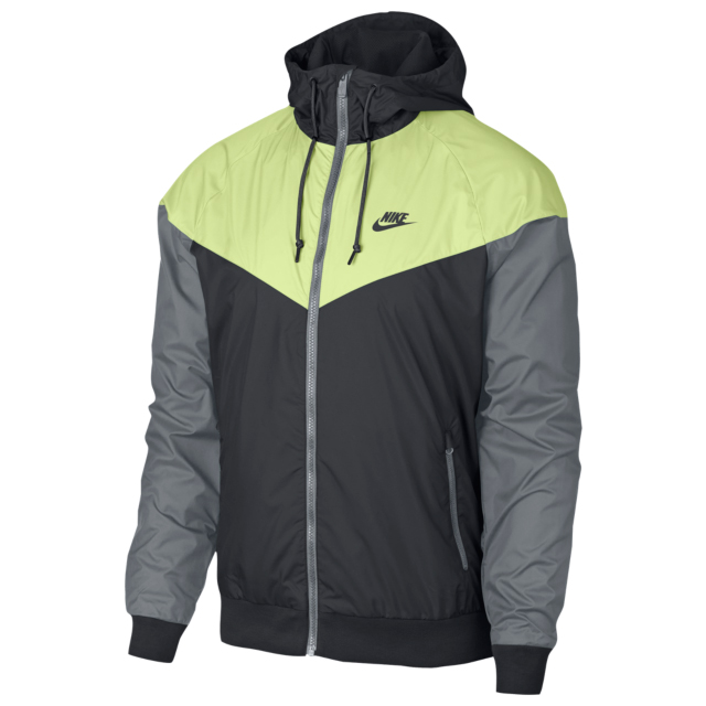nike air max 95 og neon volt windrunner jacket 1