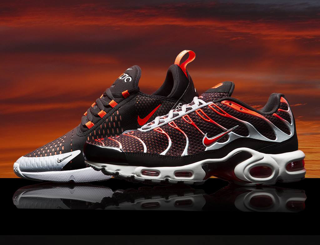 new product d121e 4ff0e Nike Air Max Plus and 270 Crimson Pack | SneakerFits.com