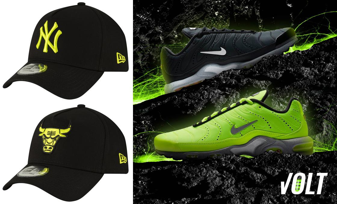 Nike Air Max Plus Volt New Era Hat