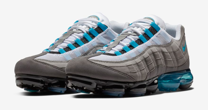 info for 2253a 74310 Nike Air VaporMax 95 Neo Turquoise Where to Buy ...