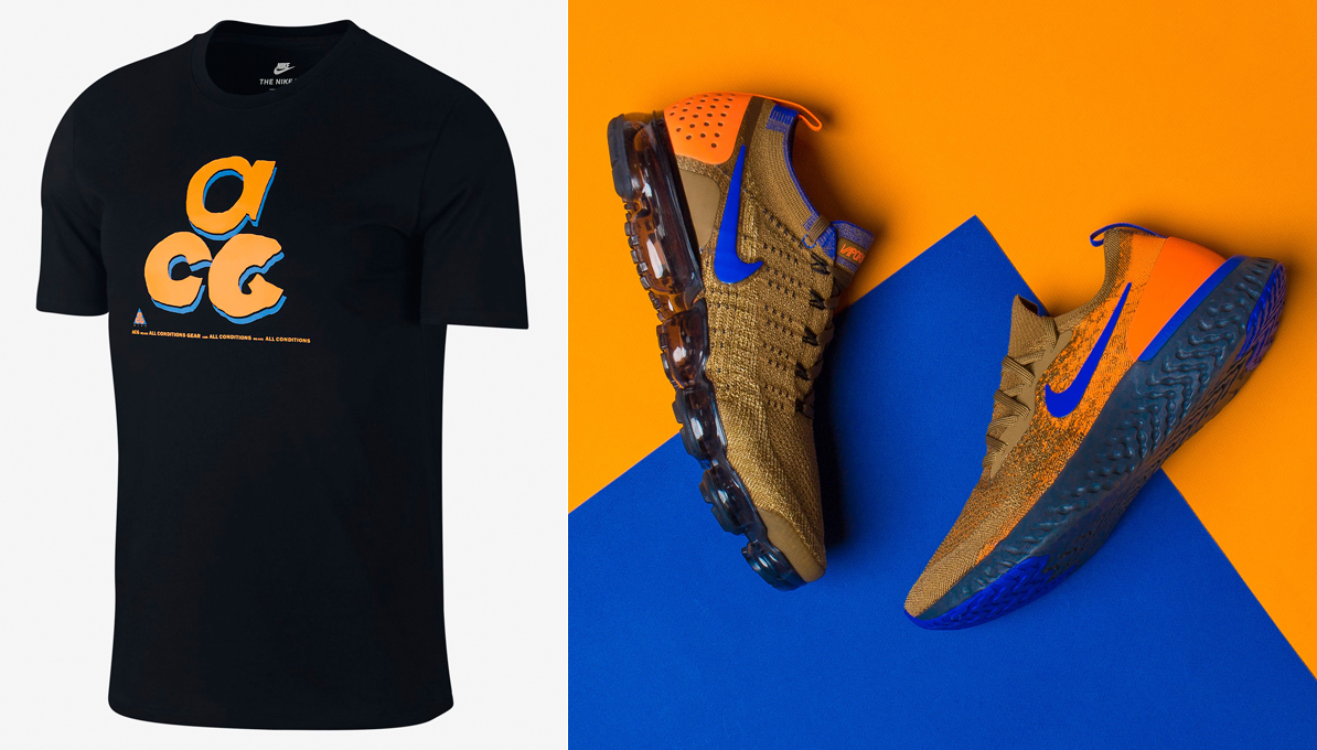 "c84e680feed0 Nike ACG T-Shirts to Match the Nike Air VaporMax and Epic React Flyknit  ""Mowabb"" Pack"