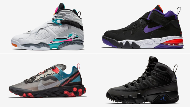 b1cf8091d1 Jordan and Nike Sneaker Releases Oct 15 2018 | SneakerFits.com