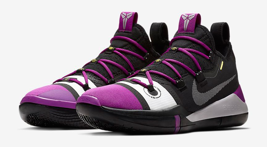 48b66d9d1e1 Nike Kobe AD Vivid Purple Where to Buy