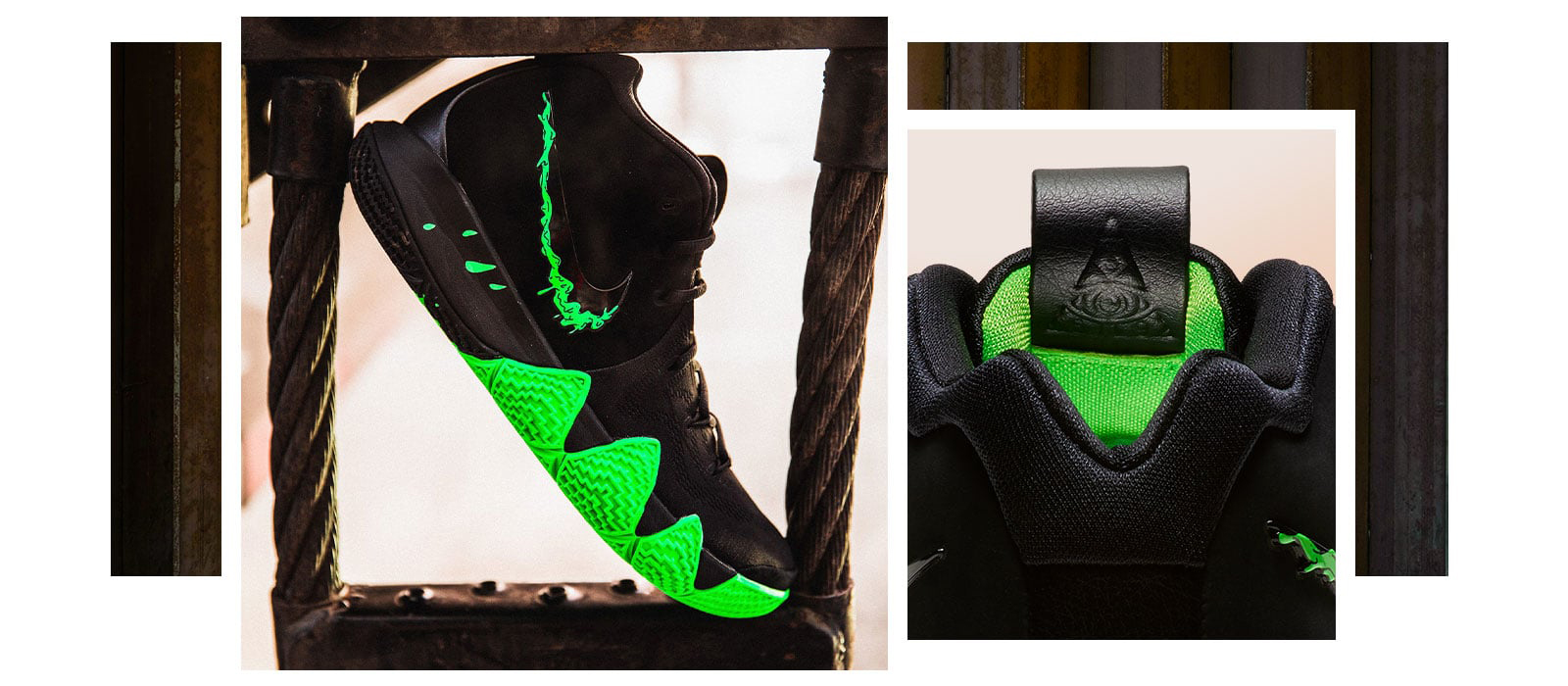 Nike Kyrie 4 Halloween Where to Buy  f5e9a414f