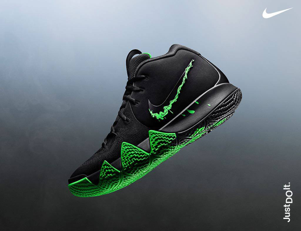 "innovative design 22c85 16a4c Nike Kyrie 4 ""Halloween"" Release Info"