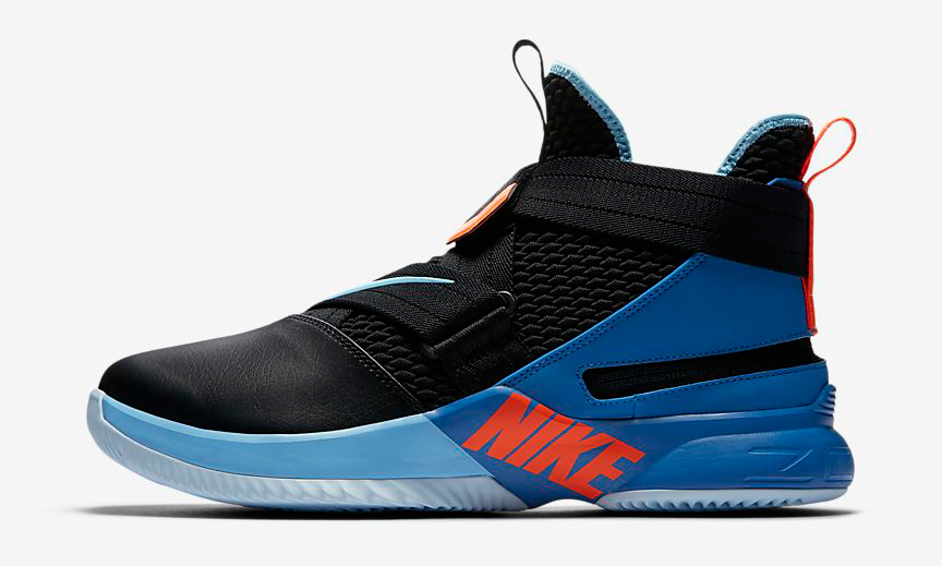 nike-lebron-soldier-12-flyease-black-battle-blue-orange-release-date