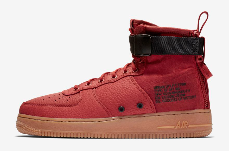 nike-sf-air-force-1-mid-dune-red-release-date