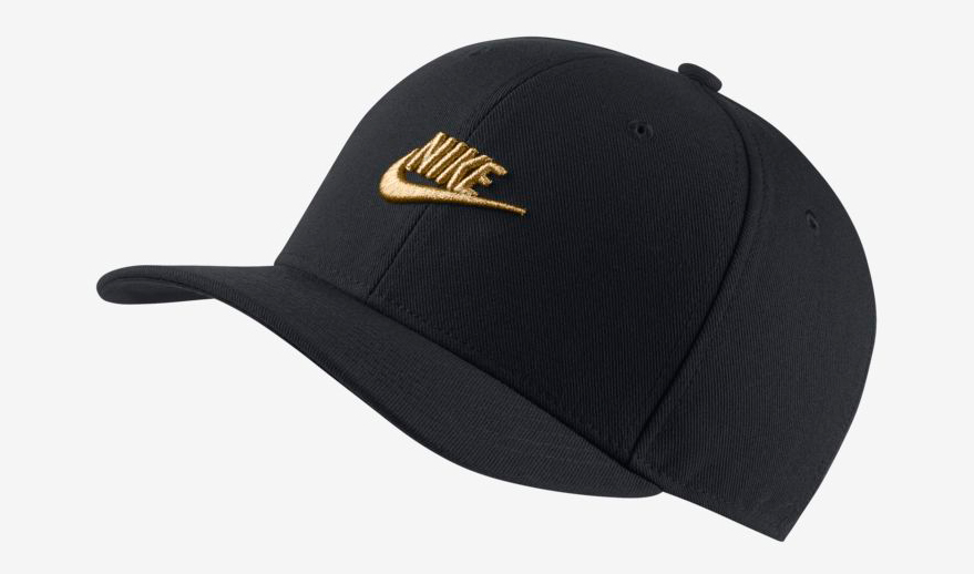 nike-snapback-hat-black-gold