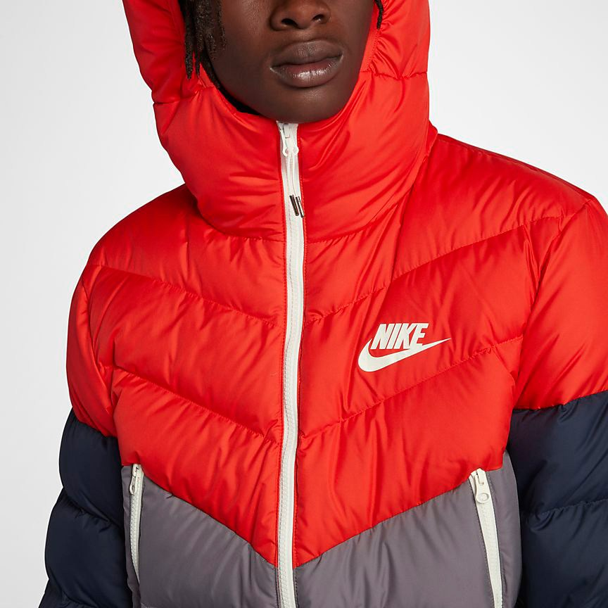 nike-windrunner-down-fill-jacket-red-grey-white-1