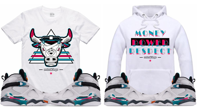 south-beach-jordan-8-sneaker-shirts-retro-kings