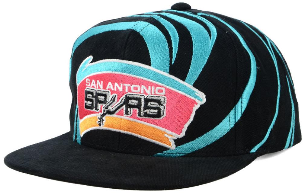 south-beach-jordan-8-spurs-snapback-hat-match-1