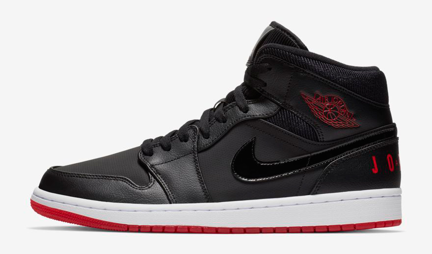 air-jordan-1-mid-corduroy-black-red-release-date